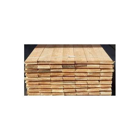 planche volige calibree 18x155 18x150 douglas brut naturel 2m sud bois terrasse bois direct scierie
