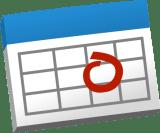 Icona del calendari
