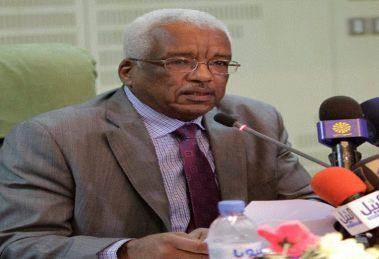 محمد خير الزبير - محافظ بنك السودان المركزي