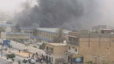 Photo of هجوم انتحاري يستهدف المفوضية العليا للانتخابات في ليبيا