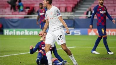 Photo of بالصور: بايرن يجتاح برشلونة بثمانية أهداف ويتأهل لنصف النهائي