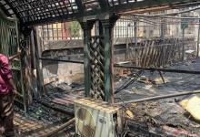 Photo of احتواء حريق في الملحقية الثقافية السعودية بالخرطوم