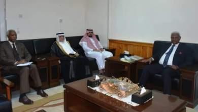 Photo of النائب العام السوداني يلتقي السفيرين الإماراتي والسعودي