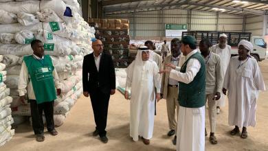 Photo of السفير السعودي بالخرطوم يدشن عدداً من مشروعات مركز الملك سلمان للإغاثة