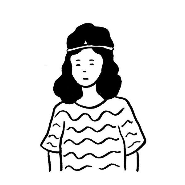 Satoshi Kurosaki 簡約可愛的卡通涂鴉 - 蘇打蘇塔設計量販鋪 – sudasuta.com – 每日分享創意靈感!