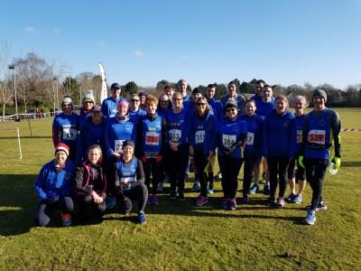 Sudbury Joggers at Tarpley 2018