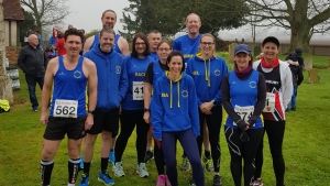2018 Little Bromley 10k Team