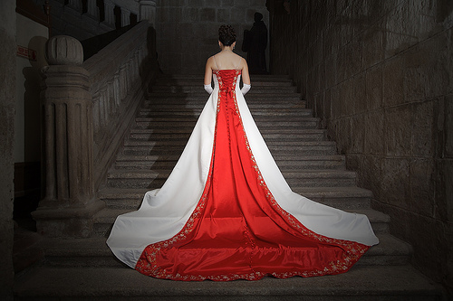 Sudbury Brides May Not Be Ready To Wear Red
