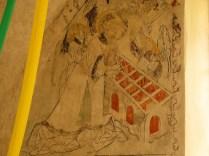 Polichromia w prezbiterium
