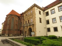 Zamek książąt brzeskich