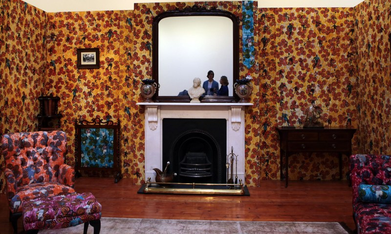 YINKA SHONIBARE. The Victorian Philanthropist's Parlour