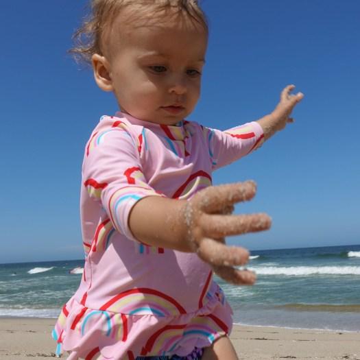 Sandy Hook Beach Ballet