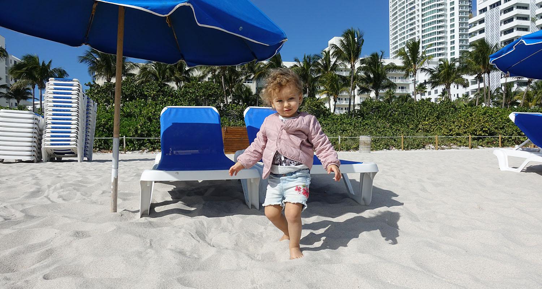 In South Beach, Miami