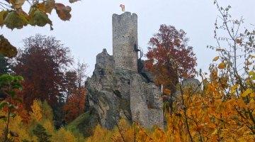 Zamek Frýdštejn – Czeski Raj