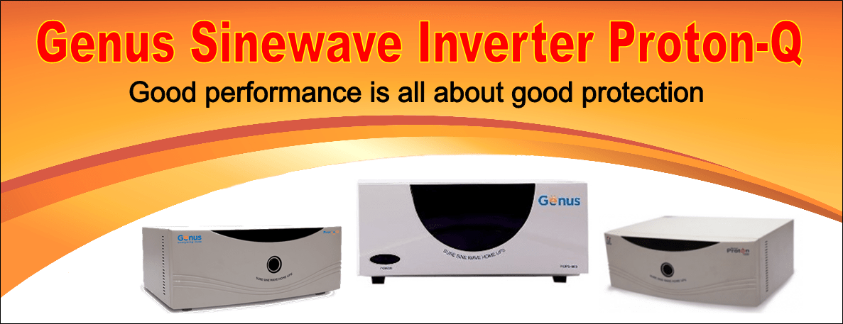 genus inverters