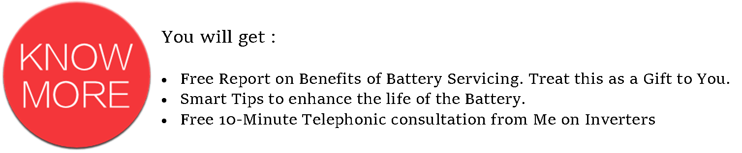 Battery Service Benefits