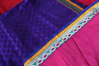 Saree and Blouse Material