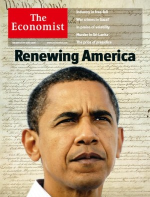 Economist Obama 20090117issuecovFE400