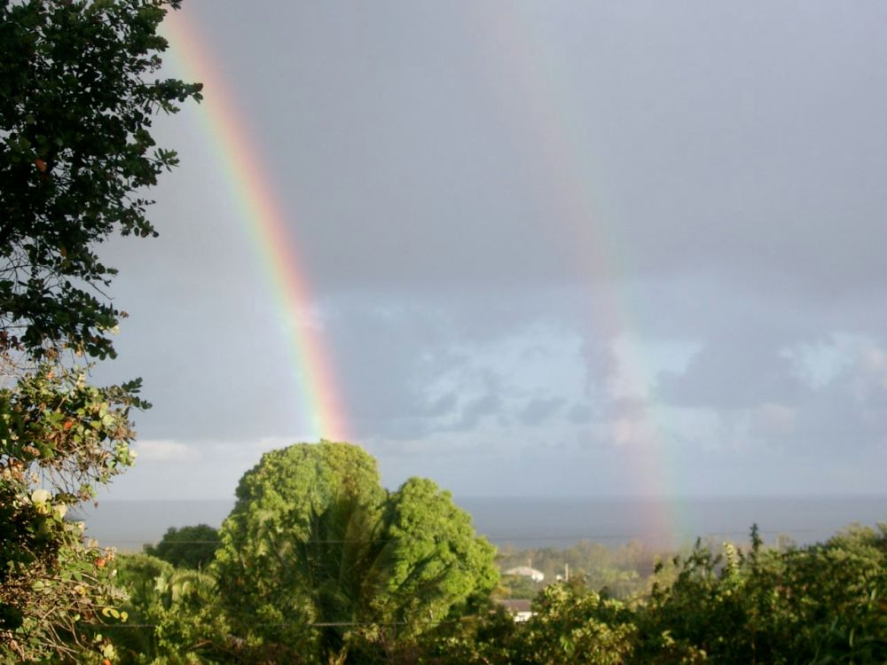 Rainbows, Moonbows and Red Road: Repost (3/4)