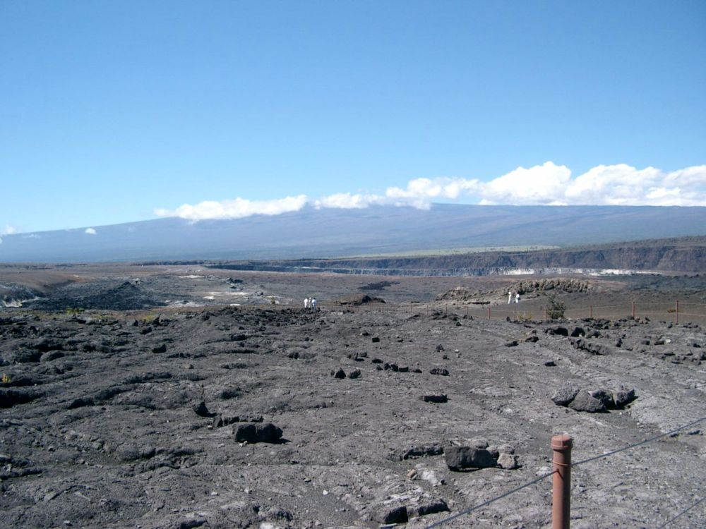Wind Wake and Hawaii's Big Island (2/3)