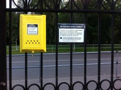 Partizaning's community mailboxes solicit a low tech platform for solving local problems