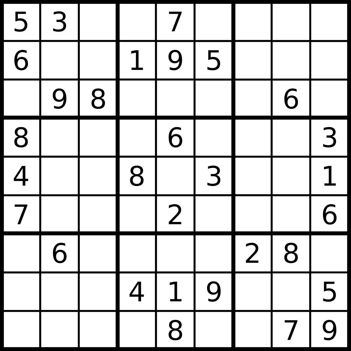 Large Print Sudoku Puzzles Book 100 Easy To Hard Puzzles