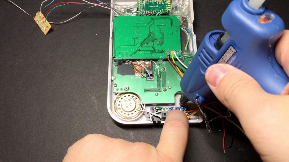 medium resolution of mounting amp and speaker