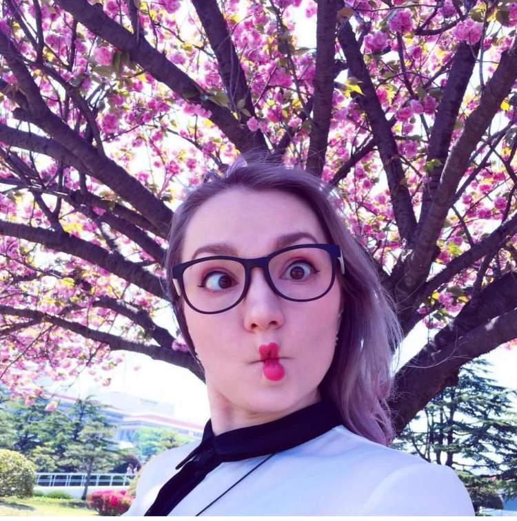 korean blogger - my asia