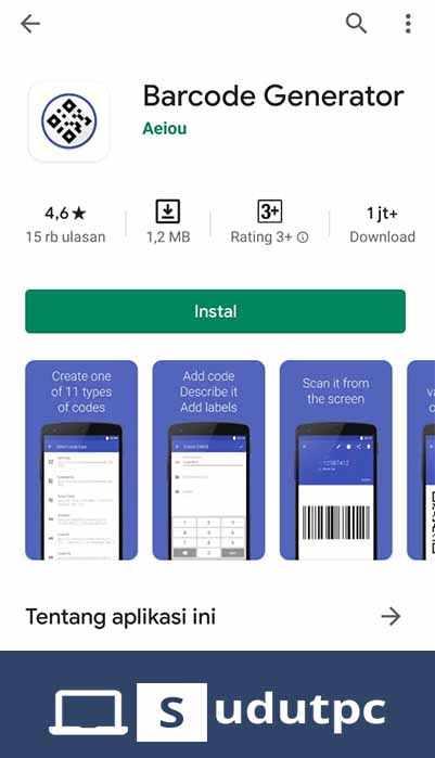 Cara Membuat Barcode Lokasi Di Android : membuat, barcode, lokasi, android, Membuat, Barcode, Lokasi/Maps, Dengan, Mudah, +Gambar