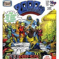 Журнал 2000 AD #0246