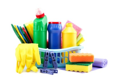 Cleaning Supplies for Maid Service
