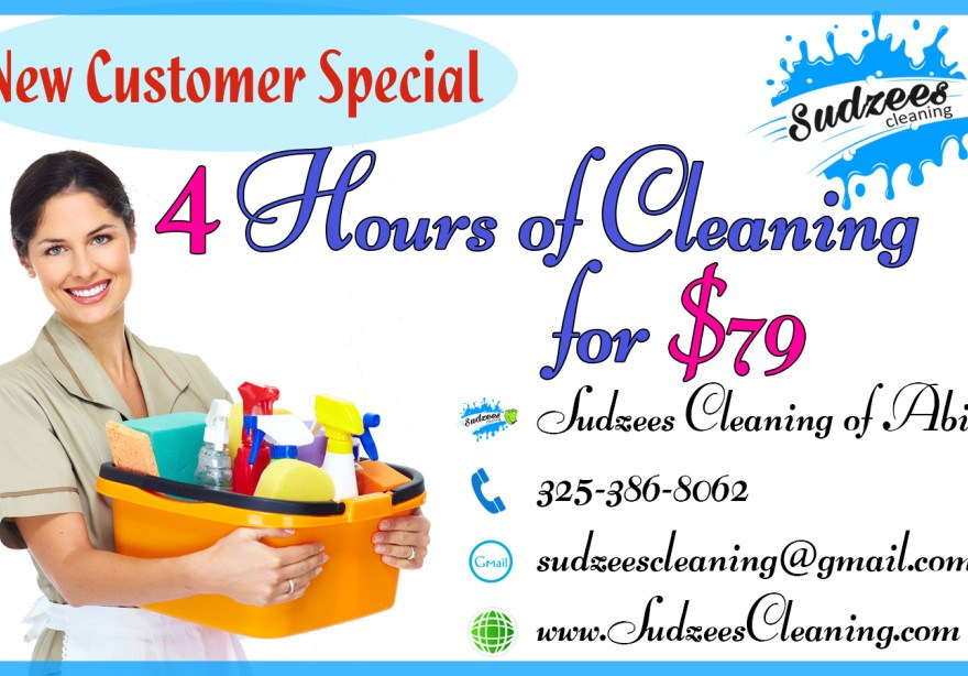 Client special for cleaning company