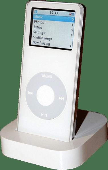Premier iPod nano
