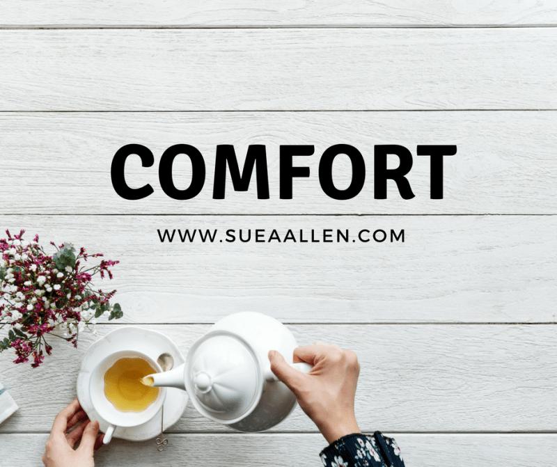 God is Comfort