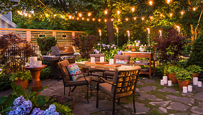 The Backyard Oasis  Realtor Sue Adler