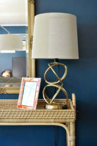 geodesic table lamp | Sue At Home