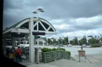 Tustin train depot.