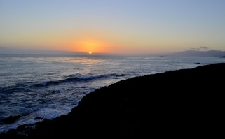 Sunset at Cambria (1)