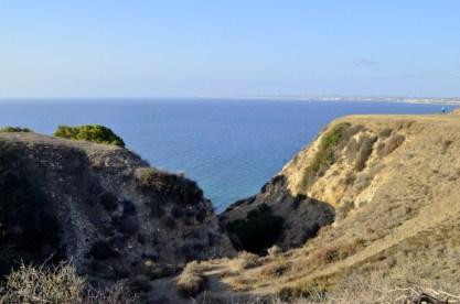 Malibu way off in the distance