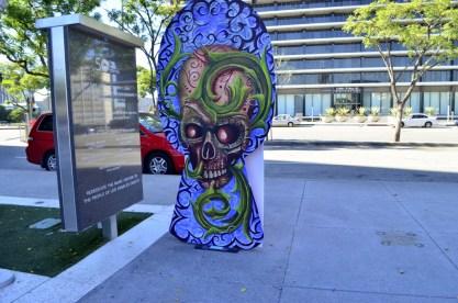 Dia de los Muertos in Los Angeles, part 1 (1)