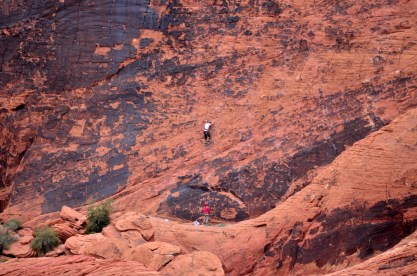 Scaling Red Rock (1)