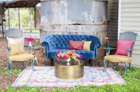 Harper Hill Ranch Cistern Lounge