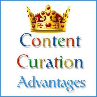 Content Curation - Advantages
