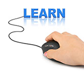 learn hand mouse