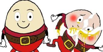 Teamwork and Humpty Dumpty