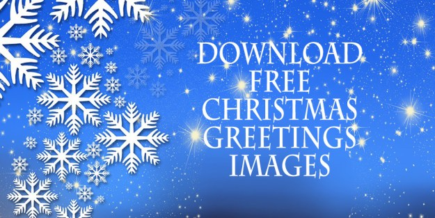 Cownload Free Christmas Greetings Images