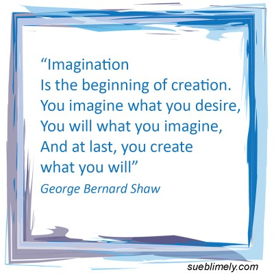 Creativity & Imagination Quote