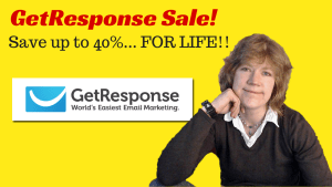 Deal on GetResponse- the best email marketing autoresponder