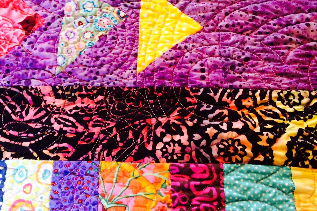 Taylor's Big Girl Quilt