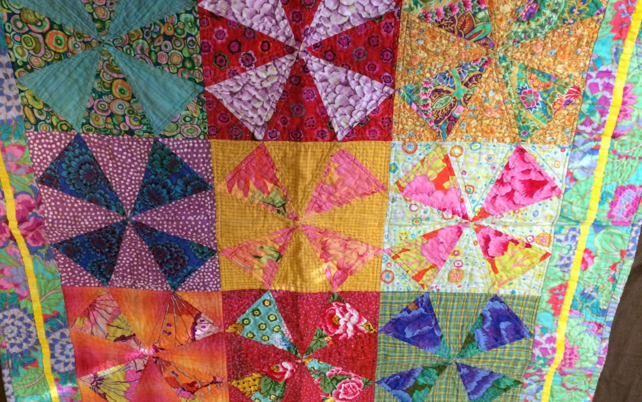 Taylor's Baby Quilt